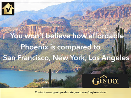 Affordable Phoenix: Everyone from Millennials to Baby Boomers are Falling in Love with Phoenix