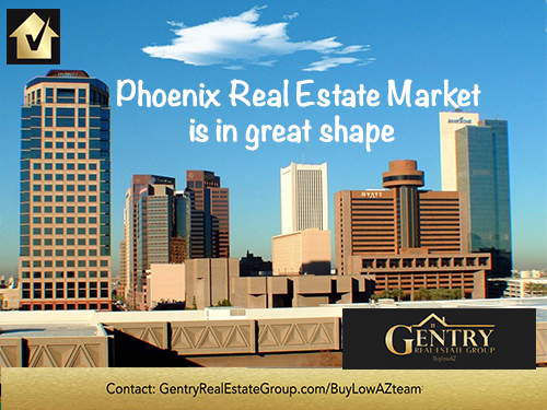 Phoenix's Real Estate Market in Great Shape Heading into 2018