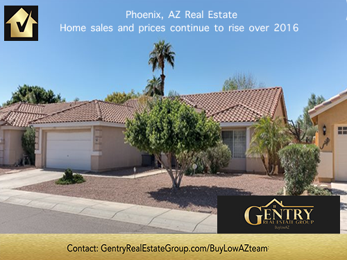 Phoenix Real Estate Market Forecasts Growth