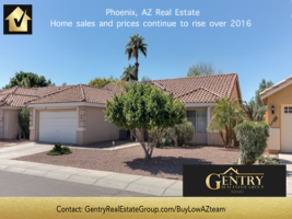 Phoenix real estate market forecasts continued growth as winter looms in the North and East
