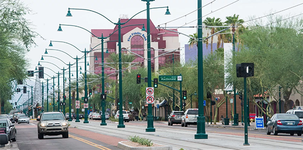 Mesa's innovation district