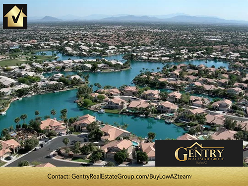 Phoenix Suburb of Gilbert, Arizona had Highest Renter Growth in the U.S.  Over Past Decade