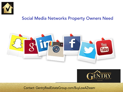 The 4 Social Media Networks Property Owners Need to Reach Millennial Renters and Buyers