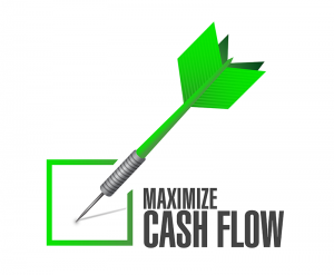 maximize cash flow