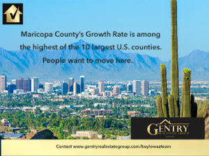 Maricopa County Grwoth