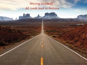 moving forward Arizona