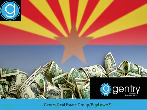 Arizona revenue hits $10_billion