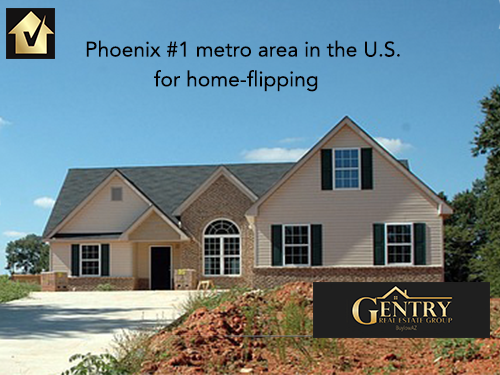 Flipping Out! Phoenix is the nation's #1 hot spot for house-flipping