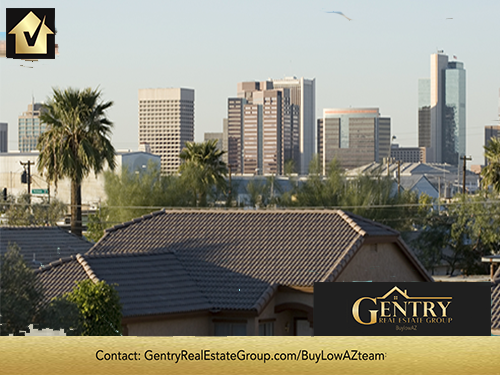 Phoenix a top 10 U.S. City for residential real estate investing
