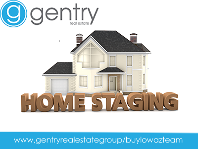 Staging Properties to Sell